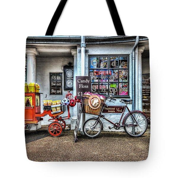 Ye Olde Sweet Shoppe Tote Bag