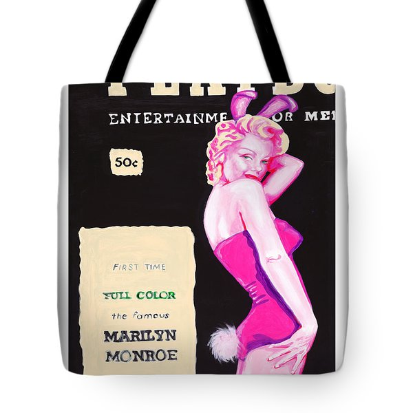 50 Years Of Bunnies Tote Bag