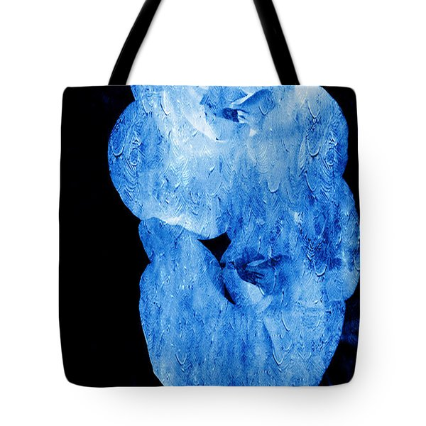 Orchids In Amazing Abstract Tote Bag
