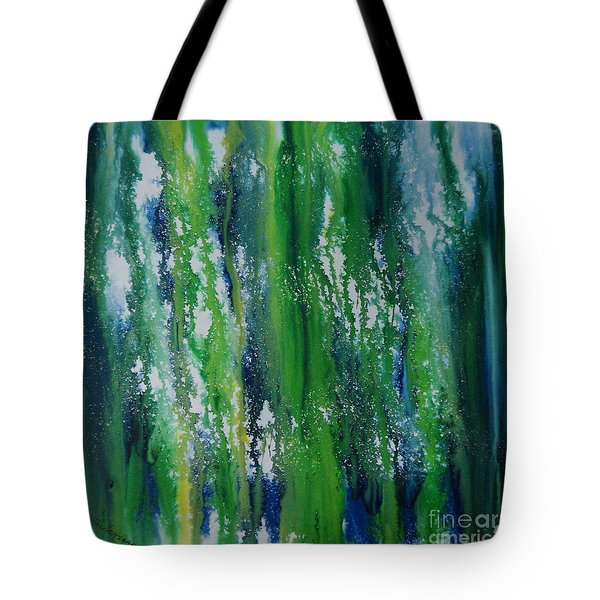 Greenery Duars Tote Bag
