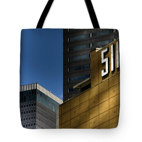 511 Tote Bag by Darryl Dalton