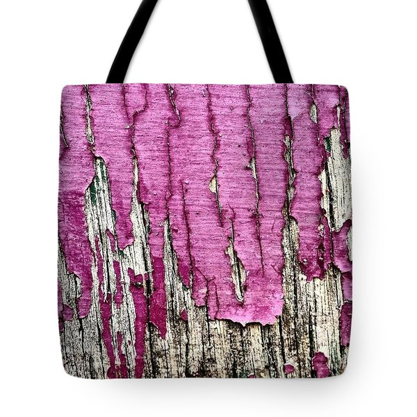Flaky Paint 2 Tote Bag