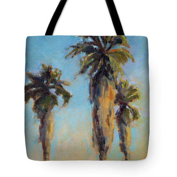 Pacific Breeze Tote Bag