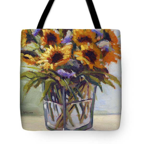Summer Bouquet 4 Tote Bag