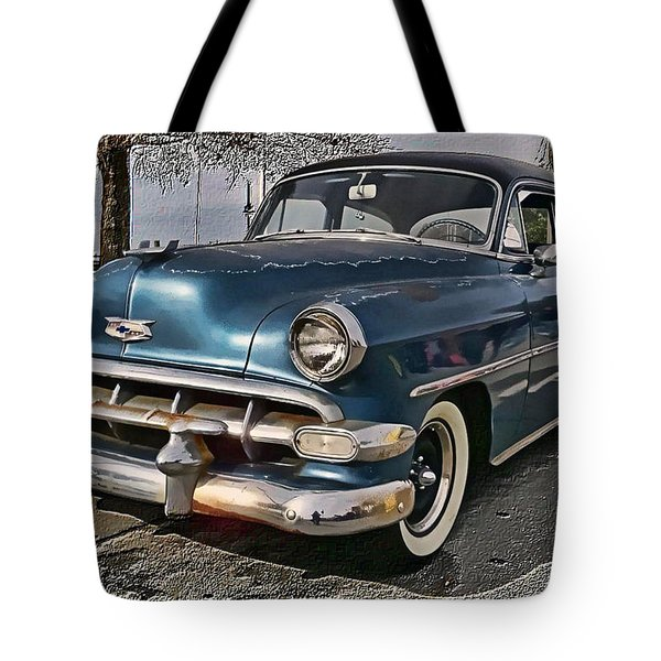 '54 Chevy Tote Bag