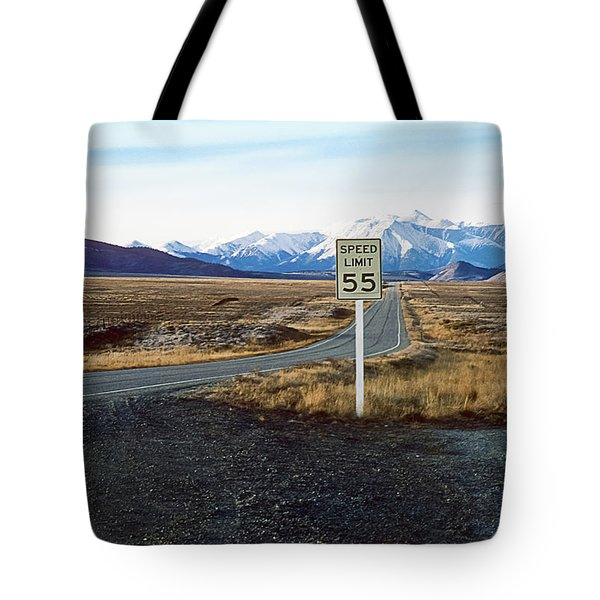 55 Tote Bag by Kellice Swaggerty
