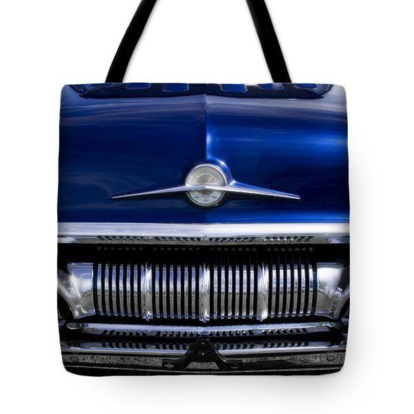 '57 Pontiac Safari Starchief Tote Bag