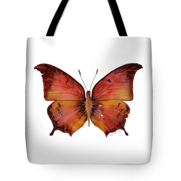 58 Andria Butterfly Tote Bag