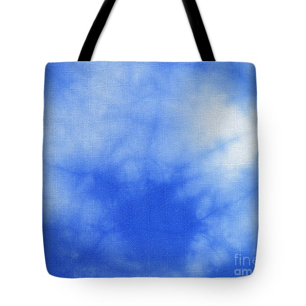 Abstract Batik Pattern Tote Bag by Kerstin Ivarsson