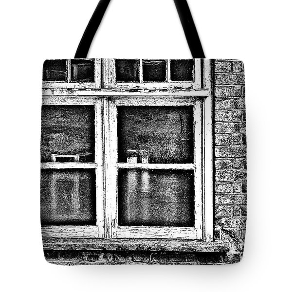 The Window Tote Bag by Jason Michael Roust