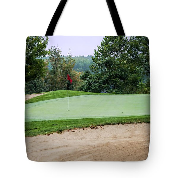 6 Tote Bag by John Crothers