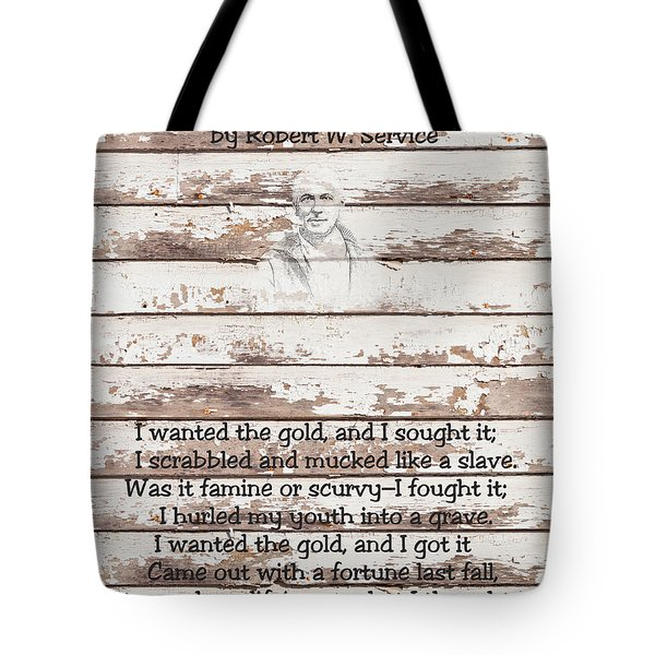 Spell Of Yukon Tote Bag