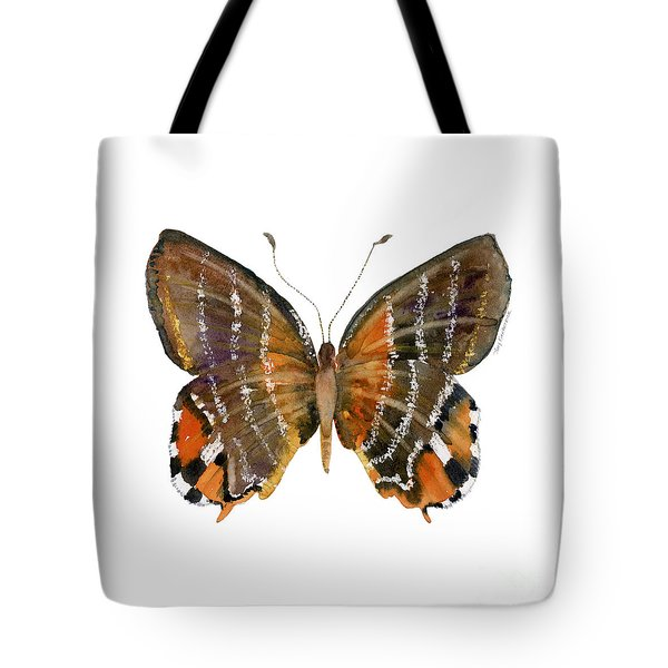 60 Euselasia Butterfly Tote Bag