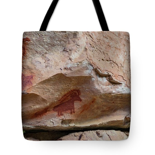 Rafting The Yampa Tote Bag