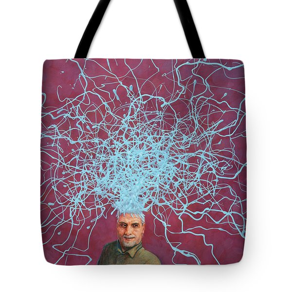 60 Watts Tote Bag by James W Johnson