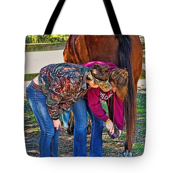 Tote Bag featuring the photograph 6004_212 by Lewis Mann
