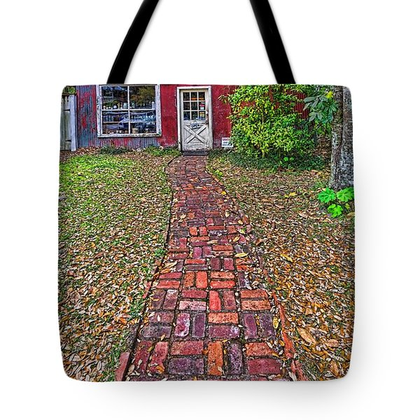 Tote Bag featuring the photograph 6051-213 by Lewis Mann