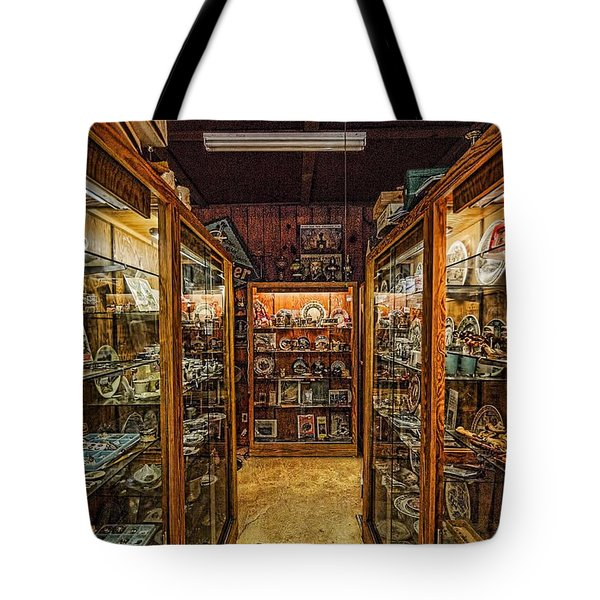 Tote Bag featuring the photograph 6056-213 by Lewis Mann