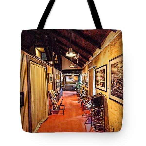 Tote Bag featuring the photograph 6078-213 by Lewis Mann