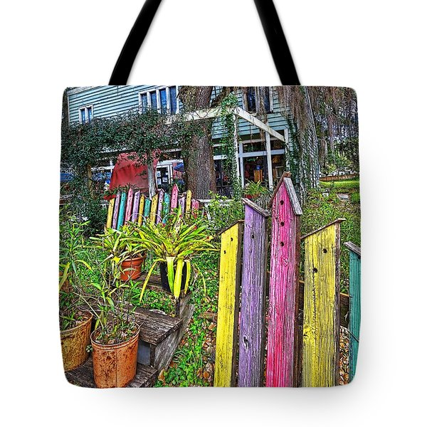 Tote Bag featuring the photograph 6081-213 by Lewis Mann