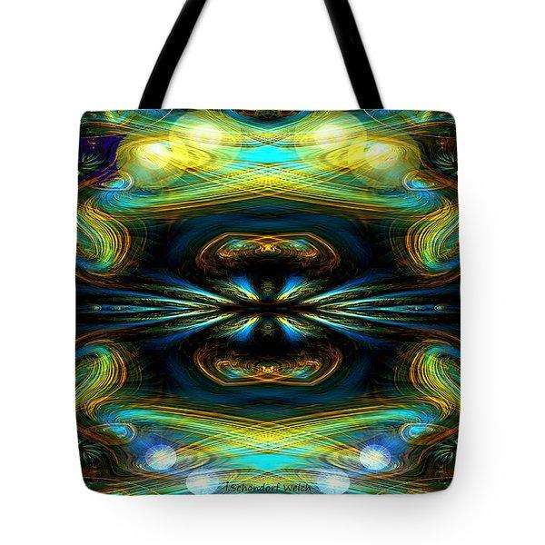 609 - Lucid Infinity .... Tote Bag