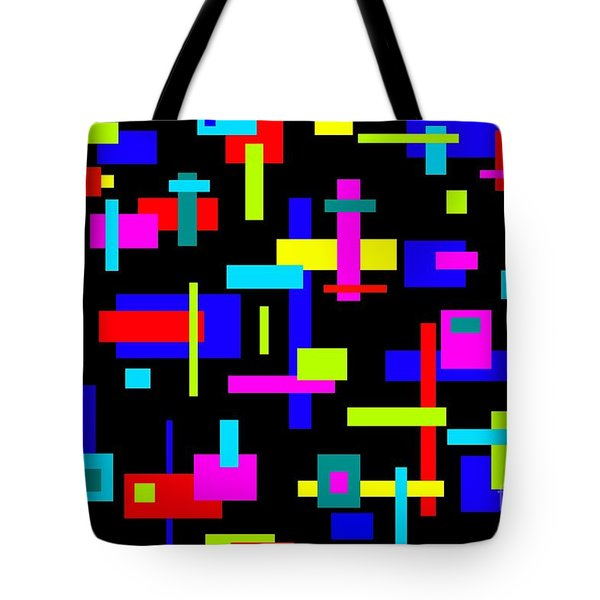 60's Jazz Tote Bag by Mark Blauhoefer