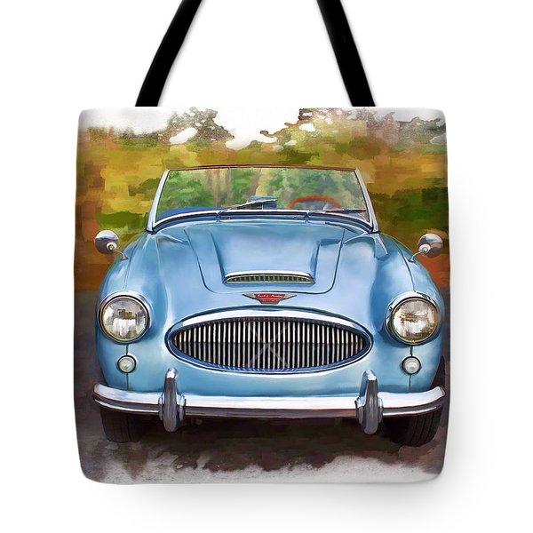 62 Austin Healy Tote Bag
