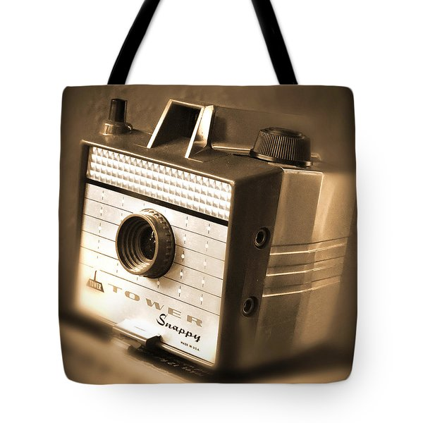 620 Camera Tote Bag by Mike McGlothlen