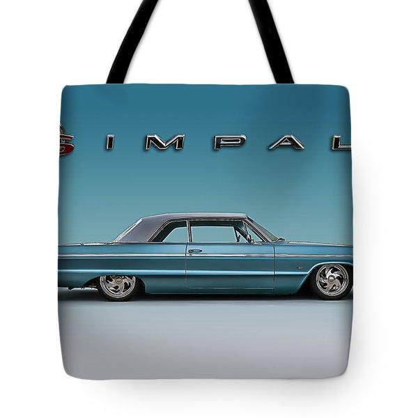 '64 Impala Ss Tote Bag