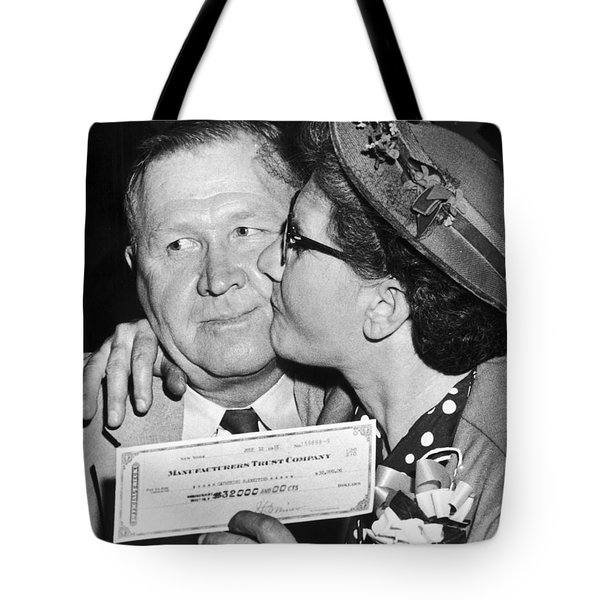 64000 Dollar Question 1955 Tote Bag by Granger