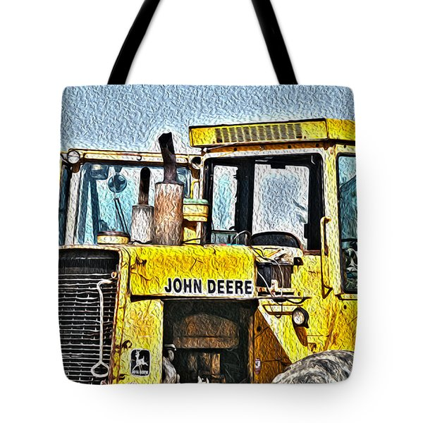 644e - Automotive Recycling Tote Bag