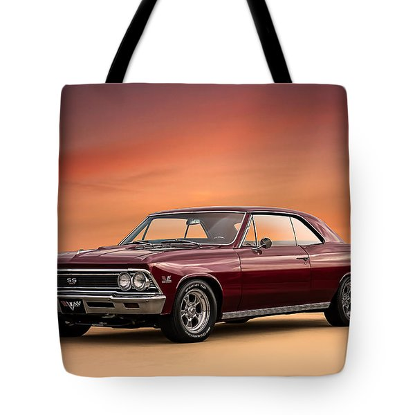 '66 Chevelle Tote Bag