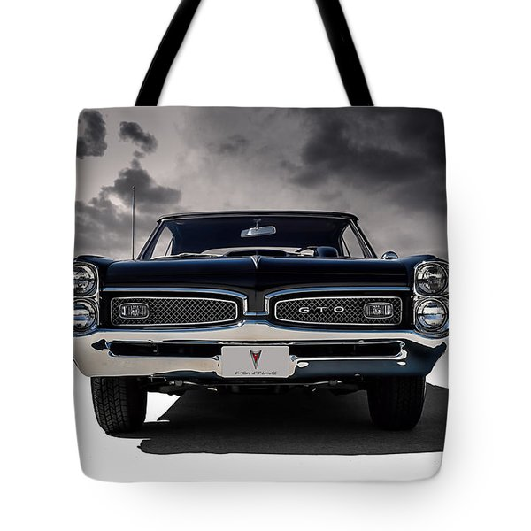 '67 Gto Tote Bag