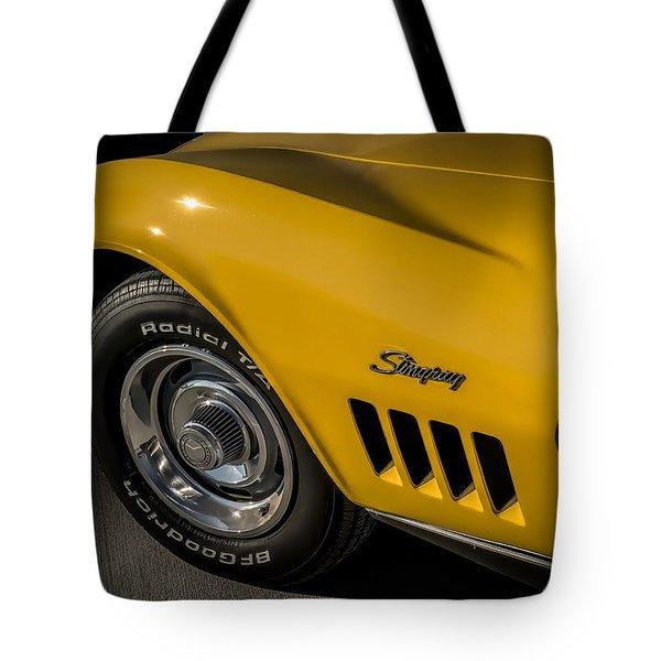 '69 Stinger Tote Bag