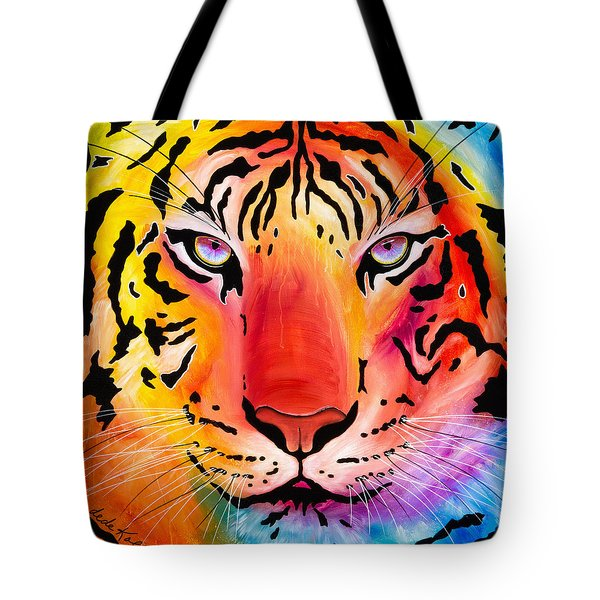 6983 Tiger Tote Bag