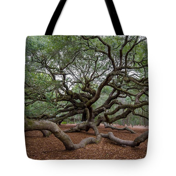 Mighty Branches Tote Bag