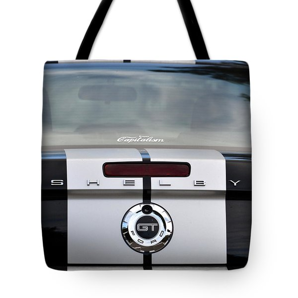 Dad's Ride Tote Bag by Dean Ferreira