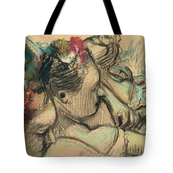 Dancers Tote Bag