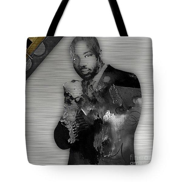 Empire's Malik Yoba Vernon Turner Tote Bag