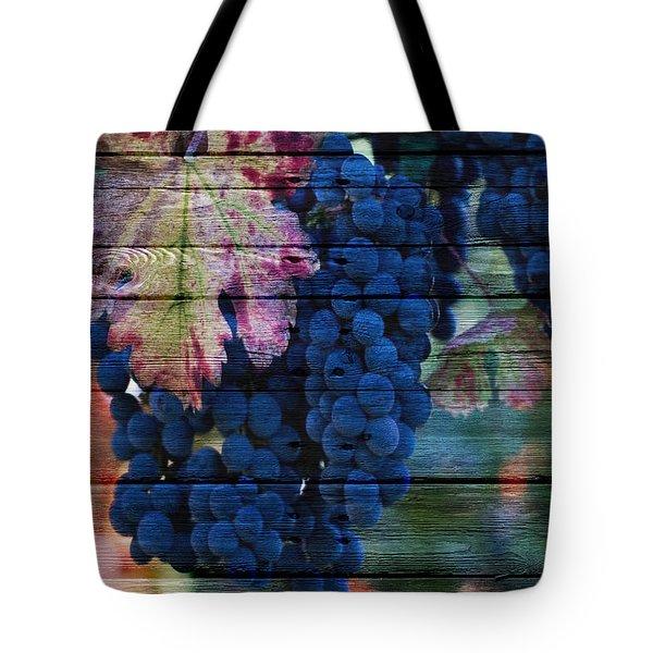 Fruit Tote Bag