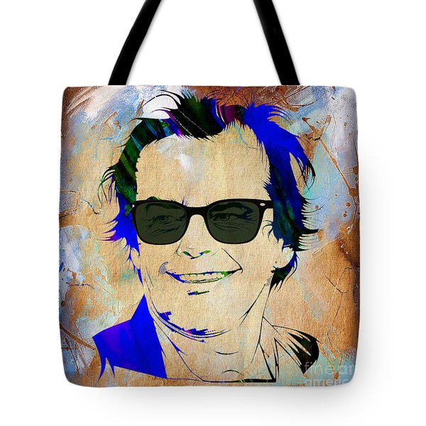 Jack Nicholson Collection Tote Bag