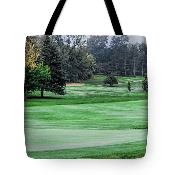 7 Tote Bag by John Crothers