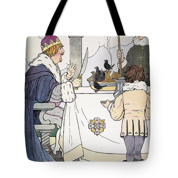 Mother Goose, 1916 Tote Bag by Granger