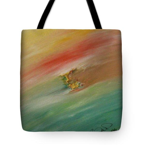 Original Masterpiece Tote Bag
