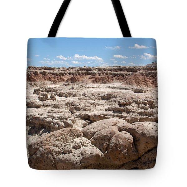 The Badlands Tote Bag