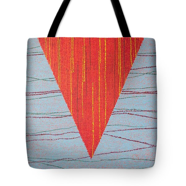 Untitled Tote Bag by Kyung Hee Hogg