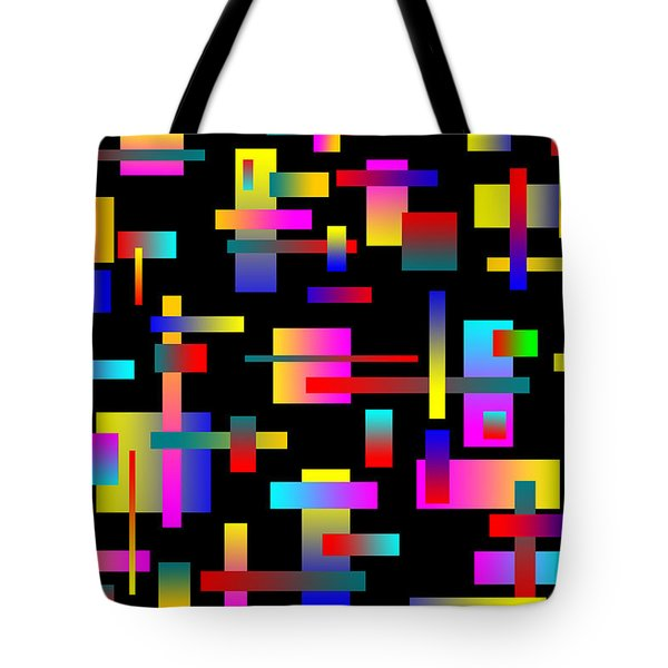70's Jazz Tote Bag by Mark Blauhoefer