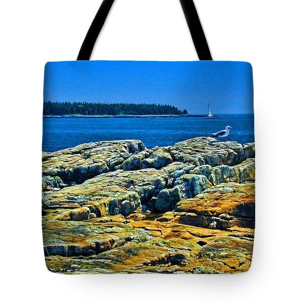 7310 - Bar Harbor Tote Bag