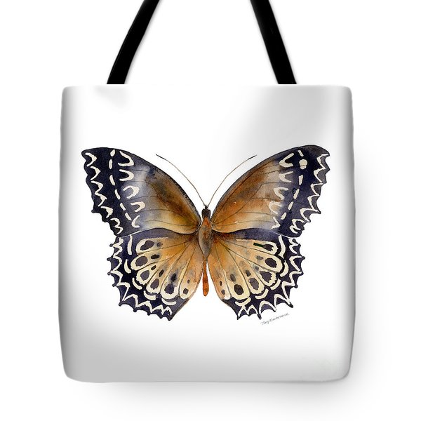 77 Cethosia Butterfly Tote Bag