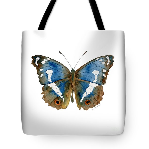 78 Apatura Iris Butterfly Tote Bag